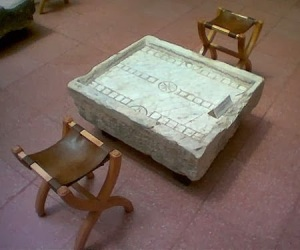 XII Scripta table circa 2nd cent CE (source: wiki)
