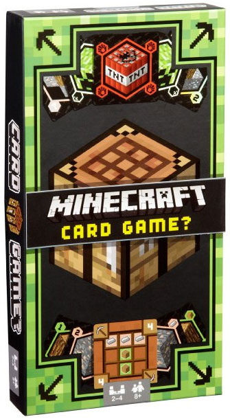 Card For Minecraft Pc Game : A review of the minecraft card game board show