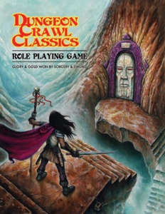 Dungeon Crawl Classics Cover