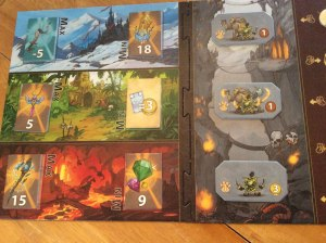 Treasure-Hunter-Board