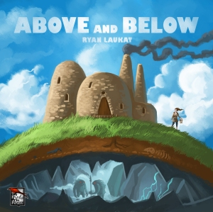 Above and Below Box Art