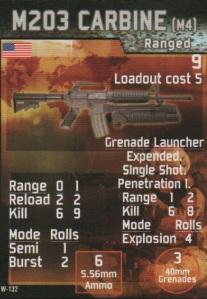 M203-Carbine