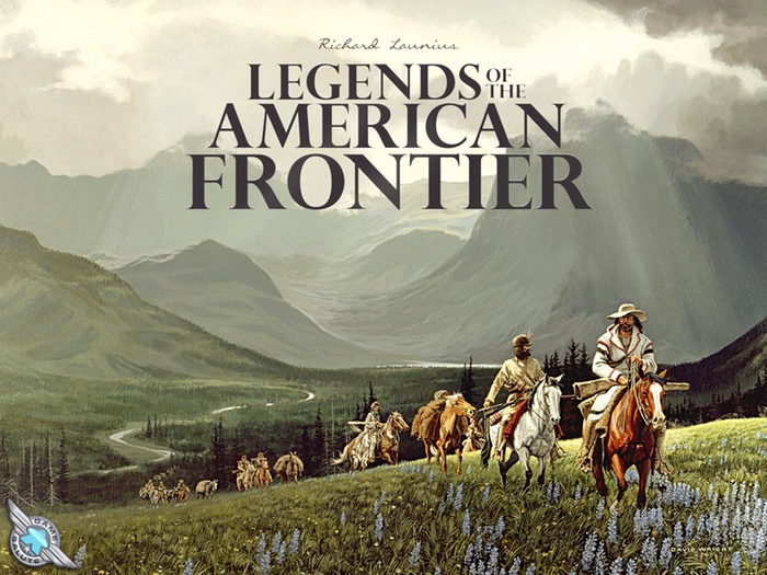 A Review of Legends of the American Frontier