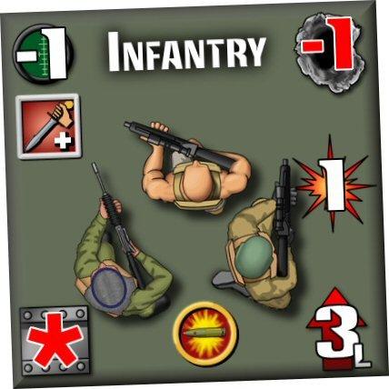 Night of Man Infantry