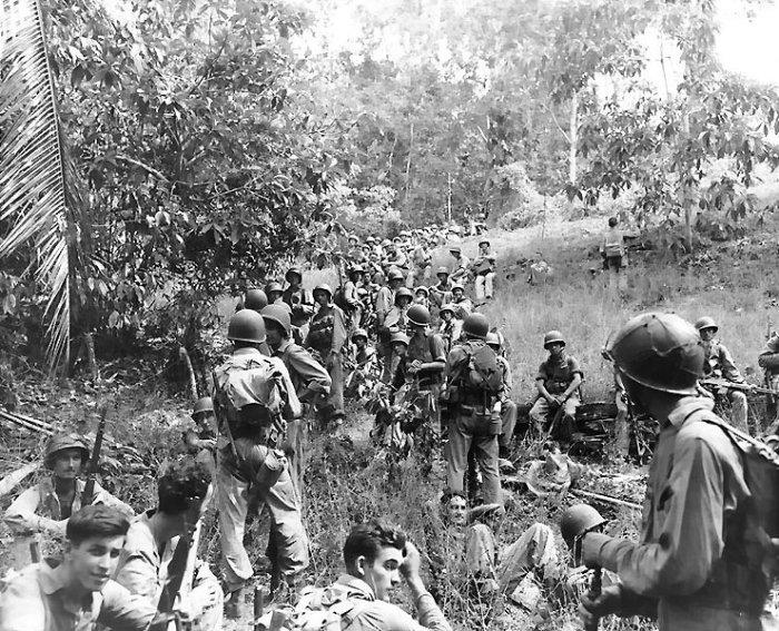Marines Guadalcanal