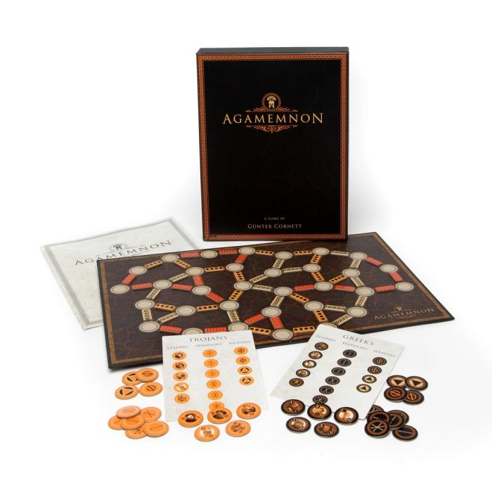 agamemnon-components